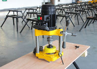 110 RPM Hole Cutting Machine Portable For Max 114 Mm In Diameter Hole Saw Machine