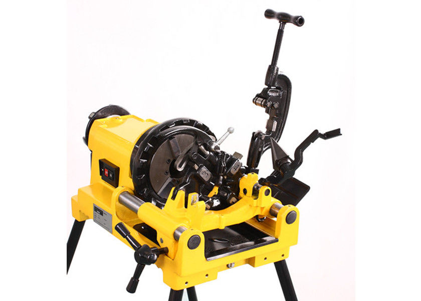 "SQ50E 300C Compact Electric Pipe Threading Machine for Steel Pipe 1/4""-2"""